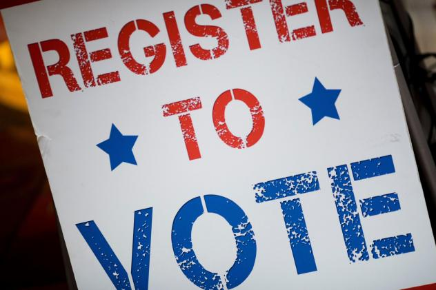 A dozen states have moved or are moving to automatic voting registration.