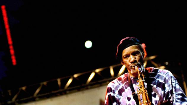 Charles Neville, performing in southeastern France in 2009. The famed New Orleans musician died April 26, 2018 at the age of 79.