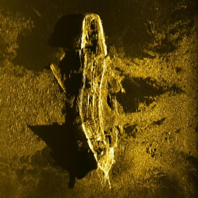 One of the two wreck sites identified in 2015 during the extensive search for Malaysia Airlines Flight MH370.