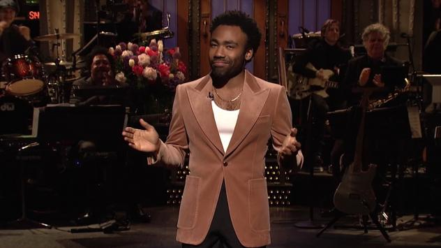 Writer, actor and musician Donald Glover.