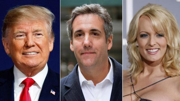 A document released by lawyer Michael Avenatti suggests Trump's attorney may have received hundreds of thousands of dollars of suspicious payments, including from a powerful Russian.
