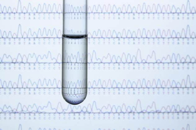 DNA isolated from a small sample of saliva or blood can yield information, fairly inexpensively, about a person's relative risk of developing dozens of diseases or medical conditions.