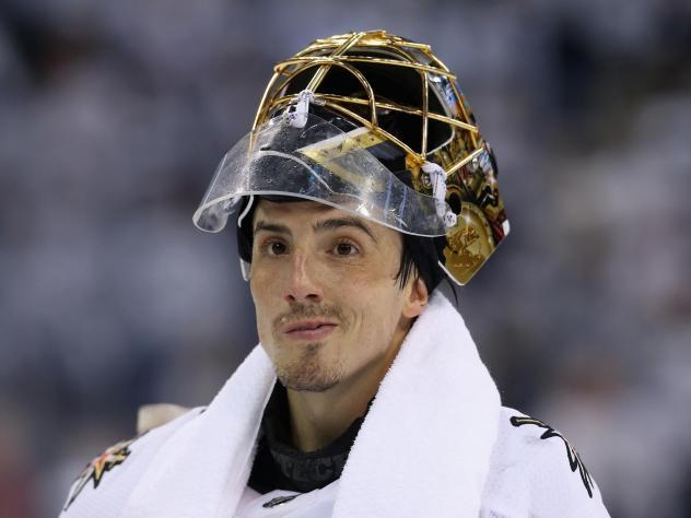 Marc-Andre Fleury, winner of multiple Stanley Cups with the Pittsburgh Penguins, had been cast off to Vegas when a younger player took his spot as starting goalie. Now in goal for the Golden Knights, he's four wins away from adding his name yet again to