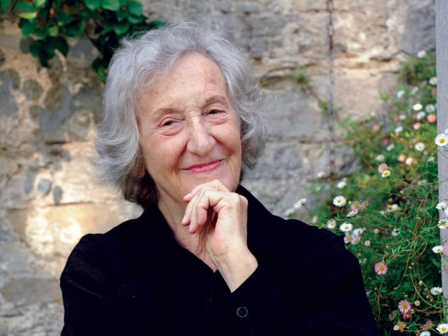 Composer Thea Musgrave, at 90, is still composing music.