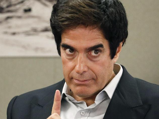"Although he is not financially responsible, illusionist David Copperfield still paid a steep price: His lawyers were unable to prevent the disclosure of secrets about the illusion in question, known as ""Lucky #13."""