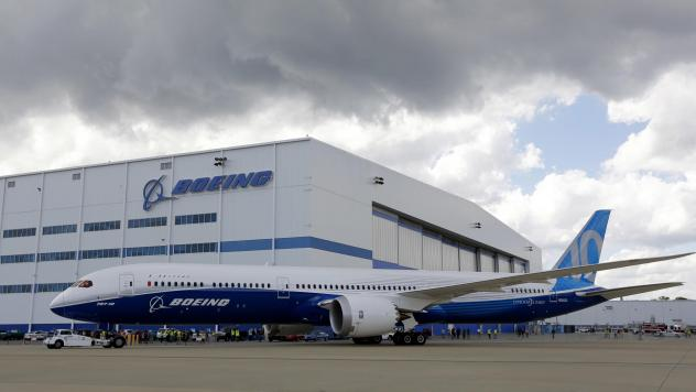 Employeess at Boeing's factory in North Charleston, S.C., will be represented by the International Association of Machinists and Aerospace Workers union.
