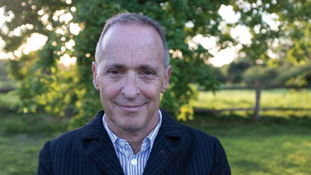 """David Sedaris' new book of stories covers his beach house, his family and getting older. His best advice for aging well? Try """"being rich."""""""