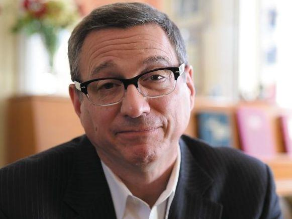 "Evangelical minister Rob Schenck says change is a part of spirituality: ""Any time we stop changing we stagnate spiritually, emotionally [and] intellectually."""