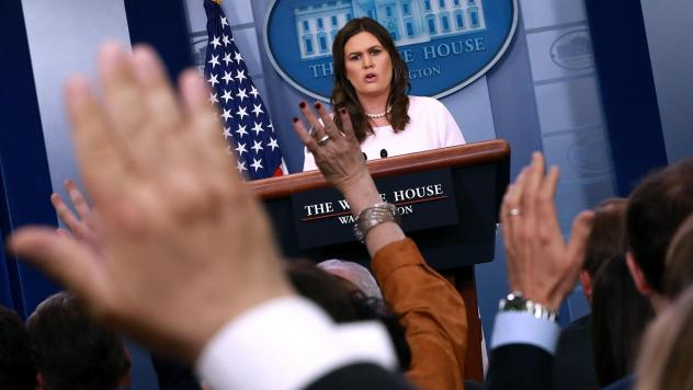 Sarah Sanders was turned away from The Red Hen restaurant in Lexington, Va., in June after being recognized as Trump's press secretary.