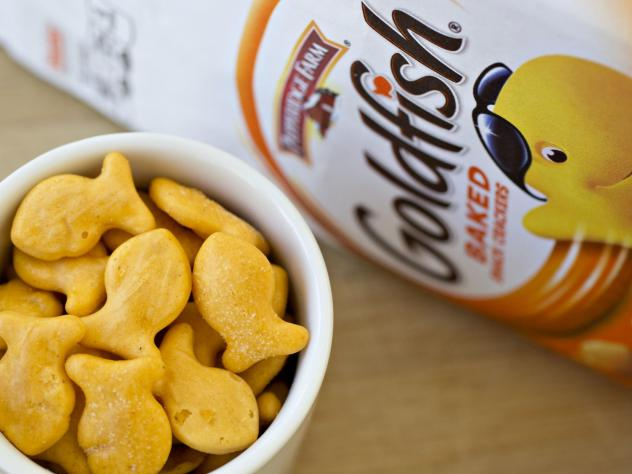 Pepperidge Farm has announced a voluntary recall of Goldfish  cheese crackers because they may be contaminated with  Salmonella.