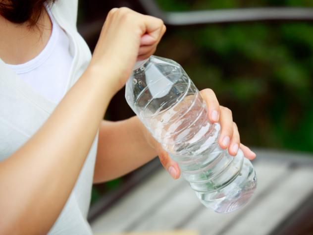 Unless you replenish fluids, just an hour's hike in the heat or a 30-minute run might be enough to get mildly dehydrated, scientists say.