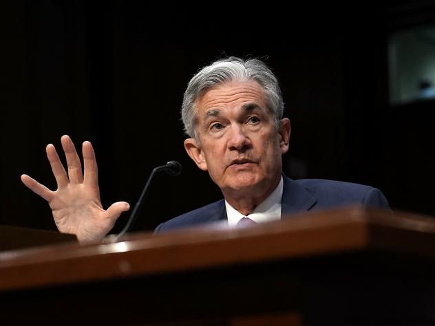 Led by Chairman Jerome Powell, the Federal Reserve held steady with no rate increase, but it is expected to raise rates twice more by the end of the year.
