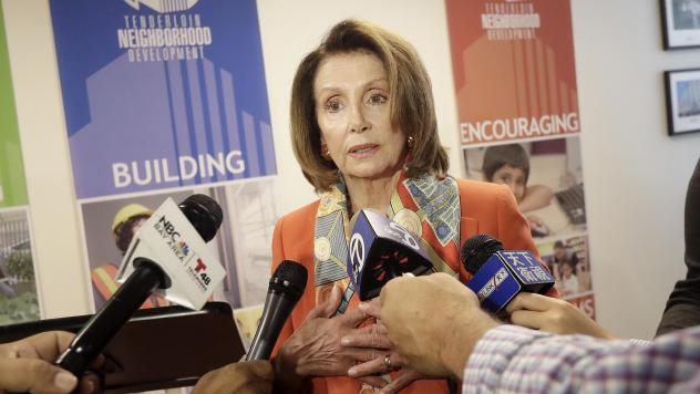 House Minority Leader Nancy Pelosi, D-Calif., campaigned for Democratic candidates across the country this summer, including challengers hoping to oust GOP candidates in her home state.
