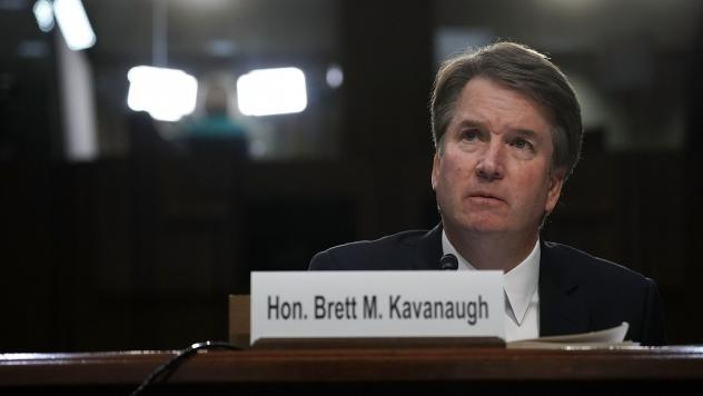 Brett Kavanaugh and Christine Blasey Ford receiving death threats