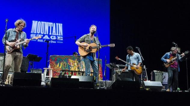 Hiss Golden Messenger performs on Mountain Stage.