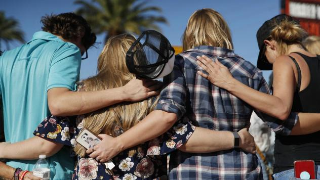 Dr. Shiva Ghaed is a clinical psychologist in southern California. After the Las Vegas shooting, she formed a support group for herself and other survivors.