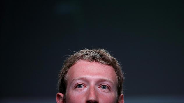 Facebook founder and CEO Mark Zuckerberg speaks during the 2013 TechCrunch Disrupt conference in San Francisco on Sept. 11, 2013.
