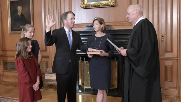 Brett Kavanaugh: Key test vote on Supreme Court nominee passes