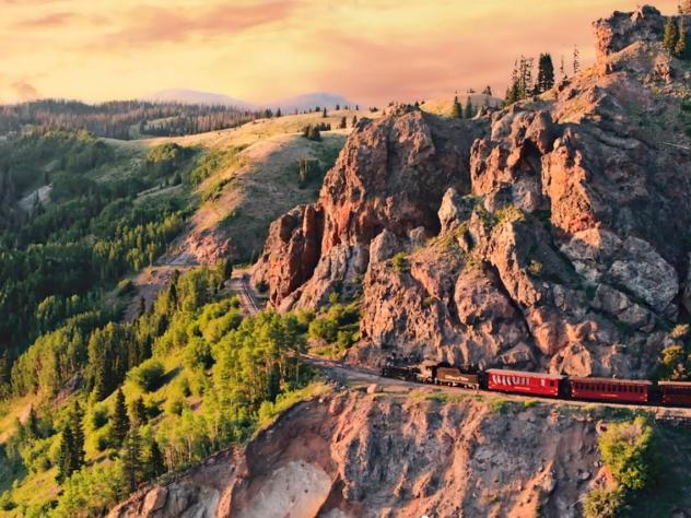Rachmaninov in the Rockies: Pianist Daniil Trifonov dreams of playing the composer's Fourth Piano Concerto on a train.