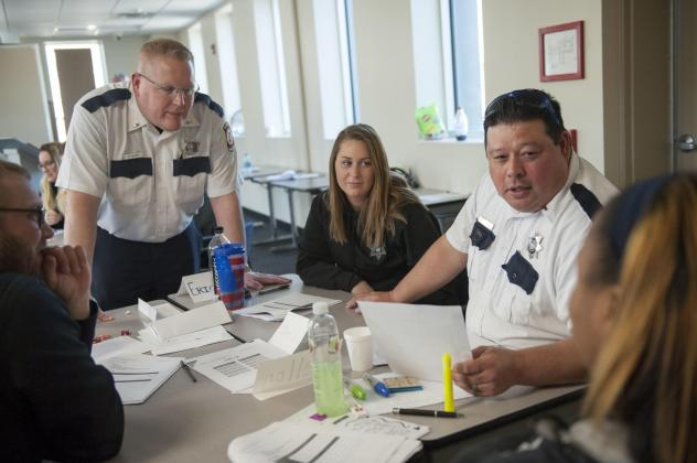 Logan Correctional Center in Lincoln, Ill., is one of a handful of prisons across the U.S. that are training their corrections officers to work more effectively with female inmates.