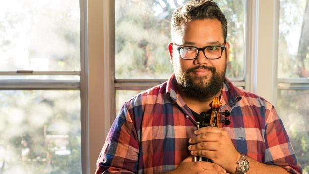 Vijay Gupta is a violinist for the Los Angeles Philharmonic whose life's work has been to make music accessible to all. That passion caught the attention of others and this year he was awarded a MacArthur Foundation Fellowship.