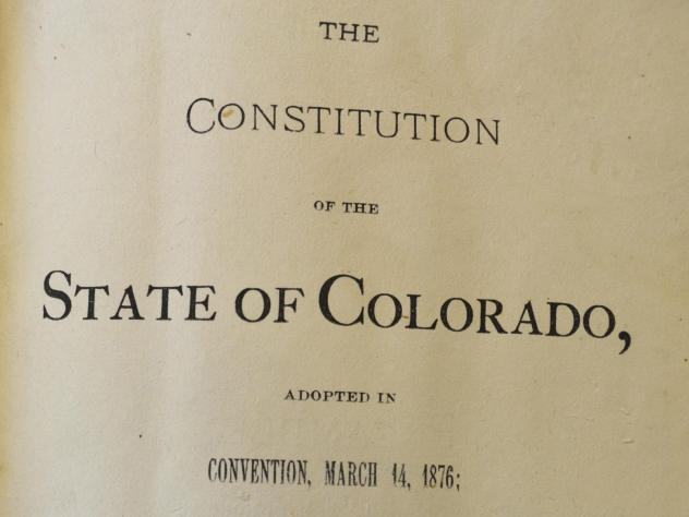 "Article II, Section 26 of Colorado's Constitution has closely mirrored the U.S. Constitution's 13th Amendment, which states in part: ""Neither slavery nor involuntary servitude, except as a punishment for crime ... shall exist in the United States ..."""