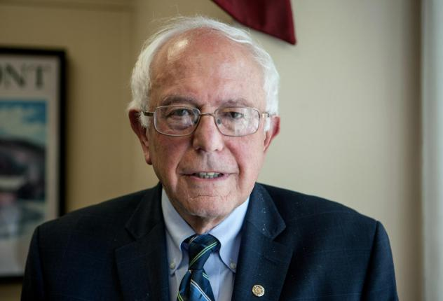 Bernie Sanders, pictured in 2016, insists progressive proposals  touted by candidates in 2018 midterms demonstrates strength of movement in key battleground states