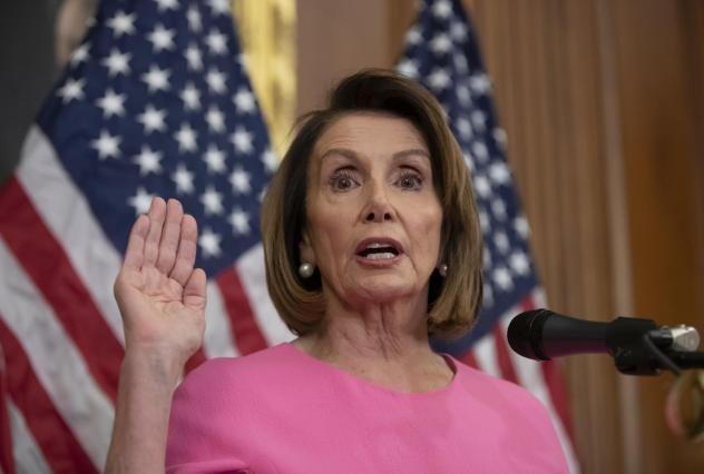 House Minority Leader Nancy Pelosi, D-Calif., expressed confidence she would be elected speaker of the House after Democrats won control of the chamber in the midterm elections on Tuesday.
