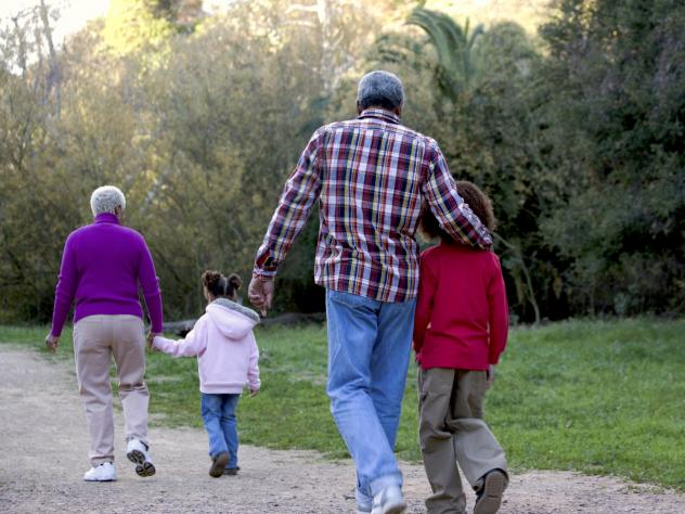 Getting physical activity every day can help maintain health throughout your life.