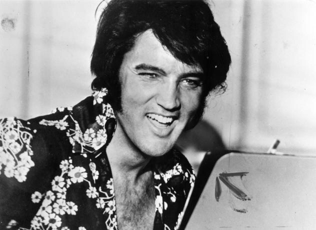 Elvis Presley (1935-1977) is one of the most iconic figures of the 20th century, known the world over for his music and rockabilly sound. Over the course of his career, Presley earned three Grammy Awards, starred in 31 films and sold more than a billion