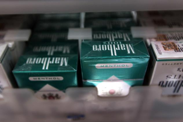 FDA Commissioner Scott Gottlieb said he wants to ban menthol cigarettes because teenagers often become addicted to nicotine by smoking them.