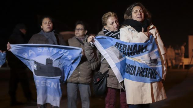 Argentina lacks technology to salvage submarine wreck