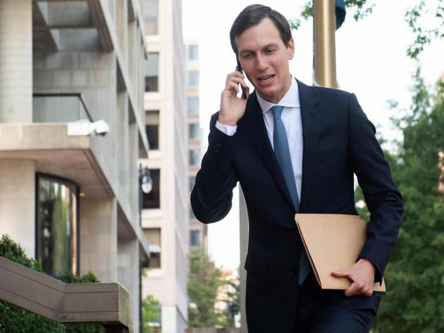"""Jared Kushner, White House senior adviser and President Trump's son-in-law, is being honored for his """"significant contributions in achieving the renegotiation of the new agreement between Mexico, the United States and Canada,"""" according to Mexico's forei"""
