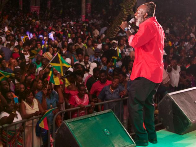 Digicel Reggae On The Hill 2016. -© Life After Gravity - http://www.fb.com/LifeAfterGravity