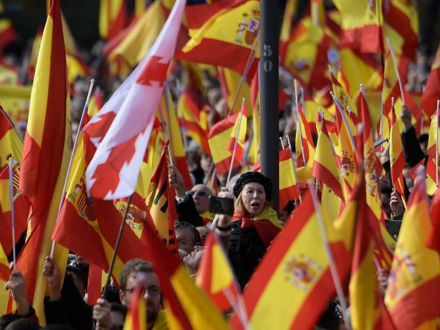 Anti-Immigrant Party Breaks Socialist Stronghold In Spain  7b4b3b28026d0