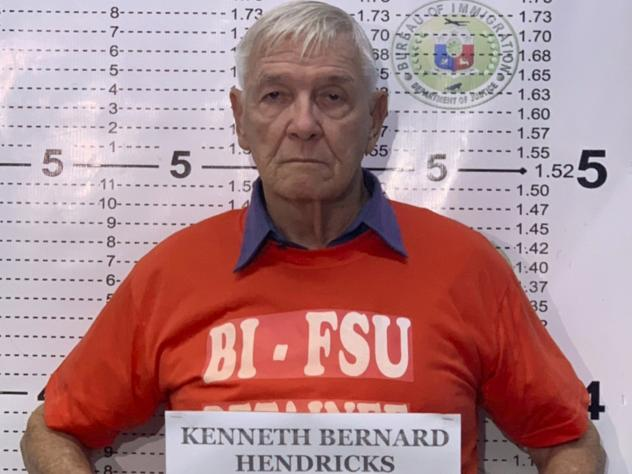 American priest Kenneth Hendricks is accused of abusing at least 10 young boys in the Philippines; U.S. officials who sought his arrest are now trying to learn if there are any victims in Ohio, where he was previously based.