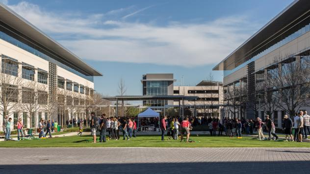 Apple already employs more people in Austin than it does in any other city outside of its California headquarters. The new campus will be near its existing facility in the North Austin area.