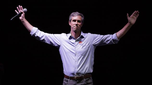 The enthusiasm generated by former three-term Rep. Beto O'Rourke may seem reminiscent of another politician who had only spent a few years in Congress before running for the White House — President Barack Obama.