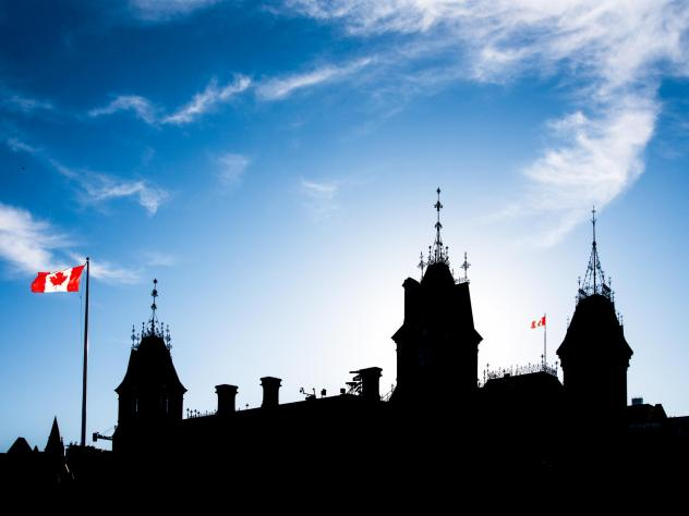 Canada eliminated a number of obsolete and redundant laws last week — but not soon enough for an Ontario woman charged with fake witchcraft. The East Block of Canada's Parliament Buildings are seen here.