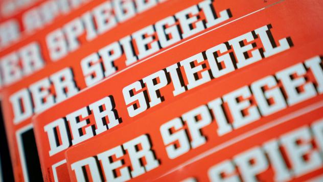 A reporter with the German publication <em>Der Spiegel </em>has admitted to fabricating material in news stories.