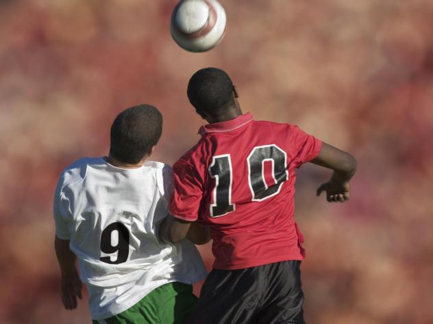 Research inspired by soccer headers has led to fresh insights into how the brain weathers hits to the head.