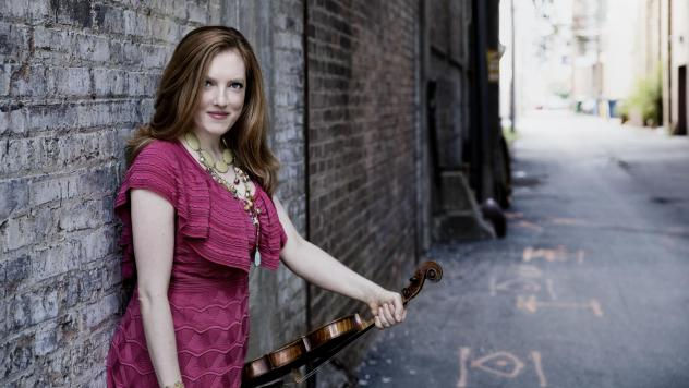 Rachel Barton Pine's <em>Blues Dialogues</em> album and Music by Black Composers educational project are part of a mission that stretches back more than 20 years.