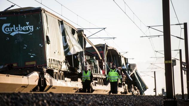 Death Toll Rises As New Details Emerge In Danish Train