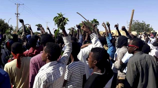 Protesters Across Sudan Continue To Call For President's