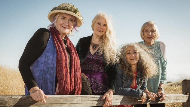 Decades after their original run in 1960s San Francisco, the members of Ace of Cups have finally released their first album.