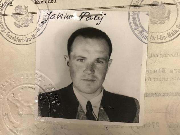 Jakiw Palij, a former Nazi concentration camp guard, immigrated to America in 1949, claiming he had worked on his father's farm during World War II.