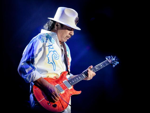 Carlos Santana has a new EP out now and a busy 2019 ahead.