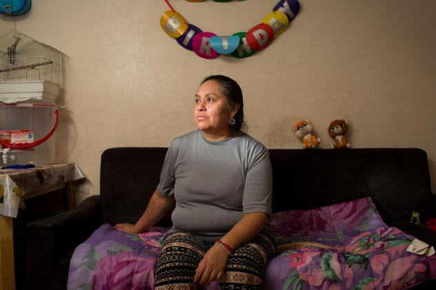 Chicago resident Domitila Valerio started noticing her bill increasing in 2018. When the bills escalated to more than $700, she couldn't afford to pay.