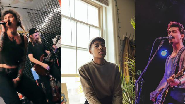 Low Dose (left), Orion Sun (middle) and Ali Awan are just three of the most exciting artists making music in Philadelphia right now.