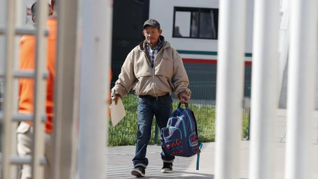 In late January, Carlos Catarldo Gomez of Honduras was the first person returned to Mexico to wait for his asylum trial date. The Trump administration announced on Tuesday that this program, dubbed 'Migrant Protection Protocols,' will expand from San Die